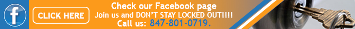 Join us on Facebook - Locksmith Buffalo Grove