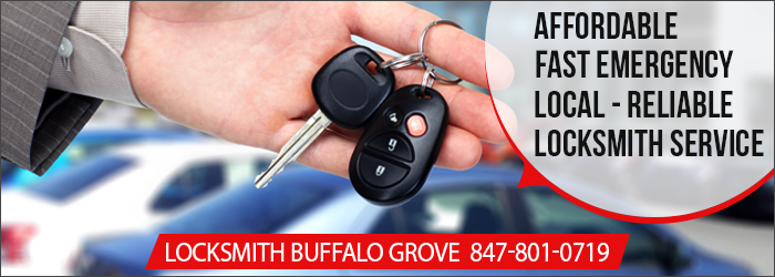 Locksmith services in Buffalo Grove